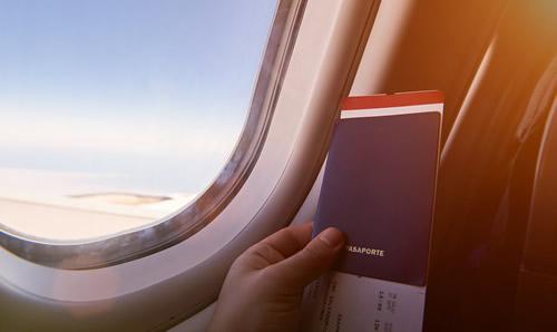 Reserve sus vuelos